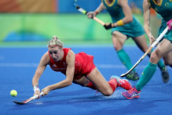 Rio 2016: Great Britain's women clinch victory over arch rivals Australia to…