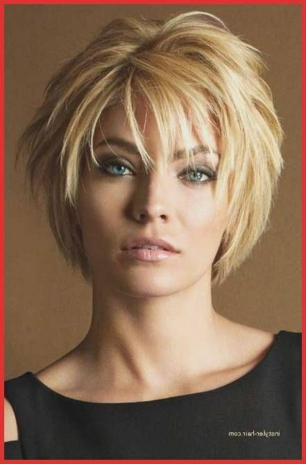 22 Round Face Short Hairstyles 2014 Shorter Haircuts For Round Faces Short Haircuts Wo In 2020 Short Hair Styles Short Hairstyles For Thick Hair Haircut For Thick Hair