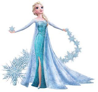 Elsa De Frozen Para Imprimir Digis A Color Pinterest
