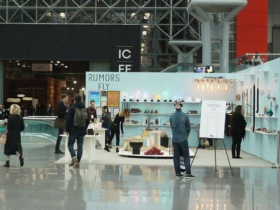 ICFF 2019: have a look at all the highlights from the Design Fair | Read more on this and other companies at: www.designbuildideas.eu | #bespokeinteriordesign #topinteriordesign #luxuryinteriordesign
