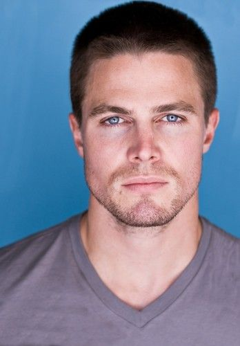 Stephen Amell - I definitely think I have a little crush on him, because he just seems like a good guy. His wife, Cassandra Jean, is a lucky lady.