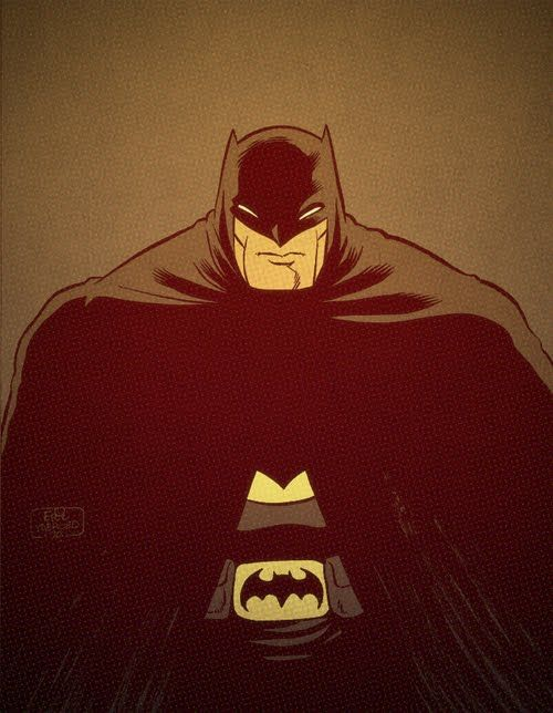 Batman by Eric Merced