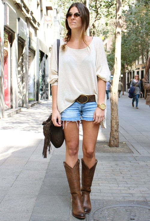 Trendy Brown Boots Combinations | Fashion Fun | Pinterest ...