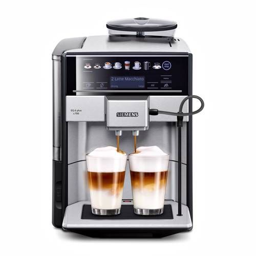 Te657313rw Eq 6 Plus S700 Koffiemachine Espressomachine Latte Macchiato En Koffiebonen