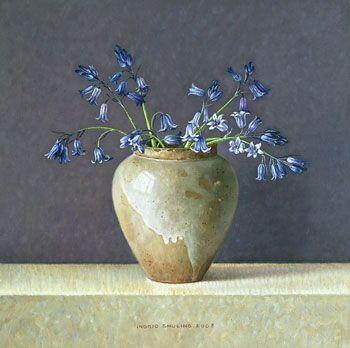 Wilde hyacintjes 2008 (25 x 25 cm):