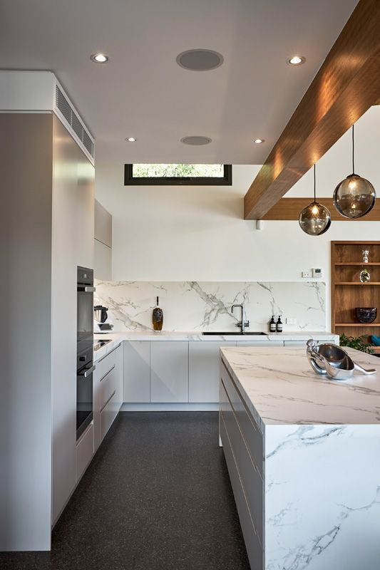 Modern Kitchen Design In 2020 Kuchendesign Modern Moderne Kuchenideen Kuchen Design