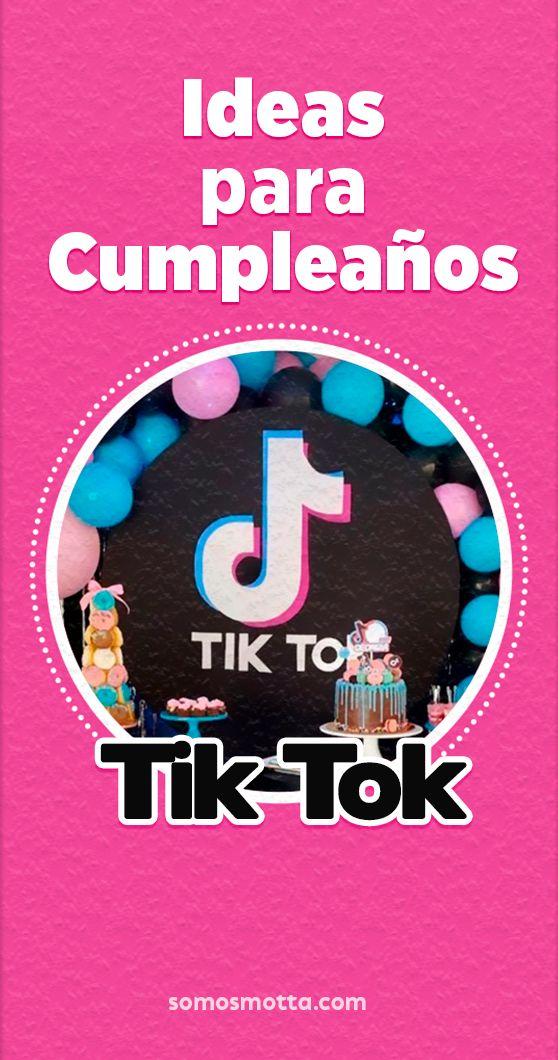 Tik Tok Birthday Party Ideas Photo 13 Of 13 13th Birthday Party Ideas For Girls 12 Year Old Birthday Party Ideas Birthday Surprise Party