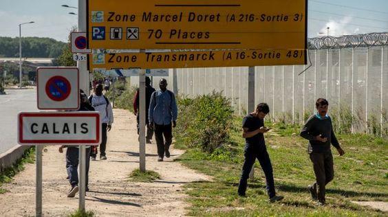 Groot-Brittannië en Frankrijk kondigden in september 2016 aan een muur van 4 meter hoog te gaan bouwen in Calais. De muur moet vluchtelingen en migranten tegenhouden die in de Franse havenstad op vrachtwagens klimmen om zo mee te rijden naar Groot-Brittannië. De Britse regering zal de kosten voor zich nemen.