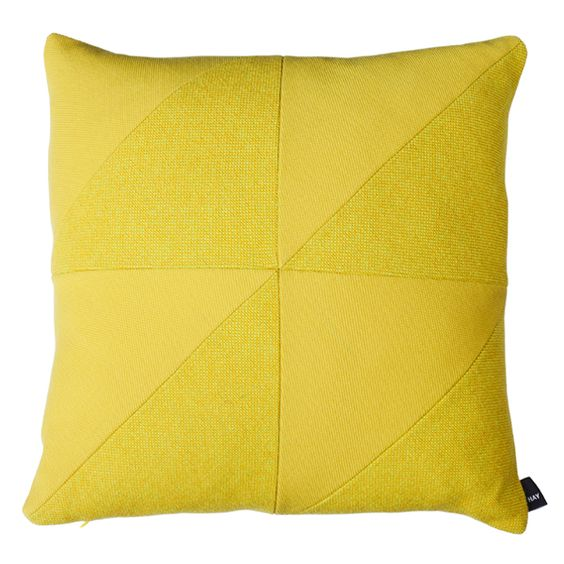 Puzzle Mix cushion by Hay.