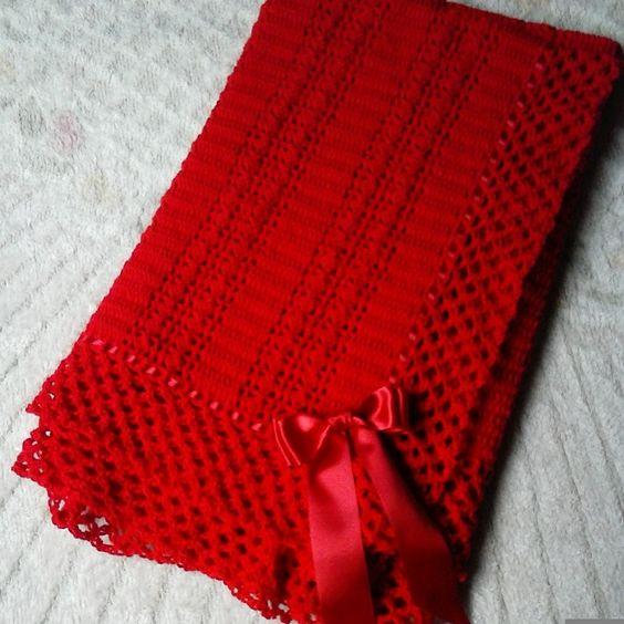 manta em croche | keila times garcia vieco | Elo7