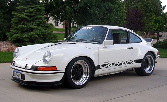 1973 Porsche 911 RSR.#Repin By:Pinterest++ for iPad#