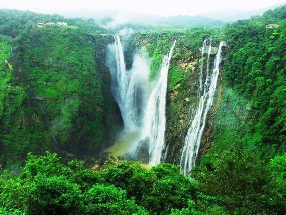 Mekedatu Waterfalls
