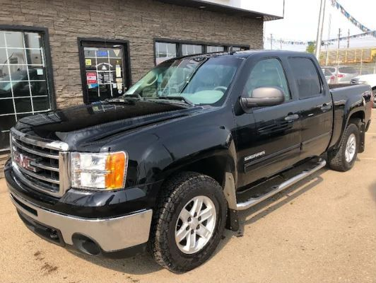 Comes Fully Reconditioned With Warranty And Carproof Familymotors Edmonton Ab Gmcsierra Cars For Sale Used Vehicles Used Cars