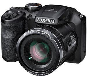 Die Fujifilm FinePix S6600 ist eine flexible und schnelle Digitalkamera. Sie ist mit einem CMOS-Sensor mit 16,2 Megapixeln und mit einem 26fachen optischen Zoom ausgestattet