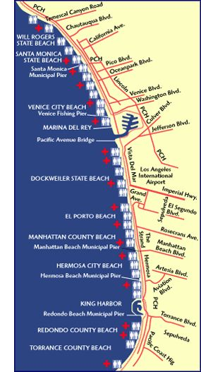 South Bay Bicycle Trail (WalkJogRun from Torrance Beach to Redondo Beach Pier and back 3.69 miles roughly)