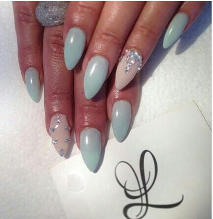 Nail art designs rhinestones gallery nail art and nail design ideas gel nail designs with rhinestones gallery nail art and nail nail art for oval nails images prinsesfo Image collections