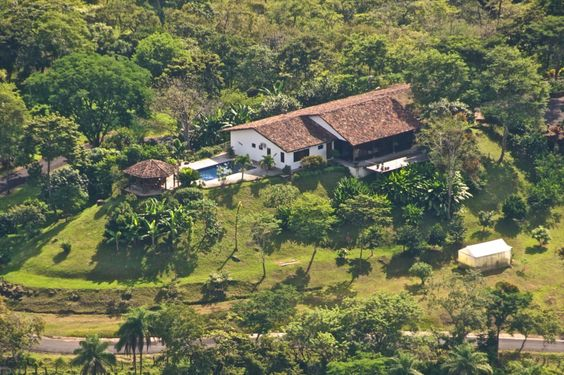 Costa Rican vacation home