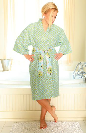 Klassic Kimono – IJ887 sewing pattern from IndygoJunction.com