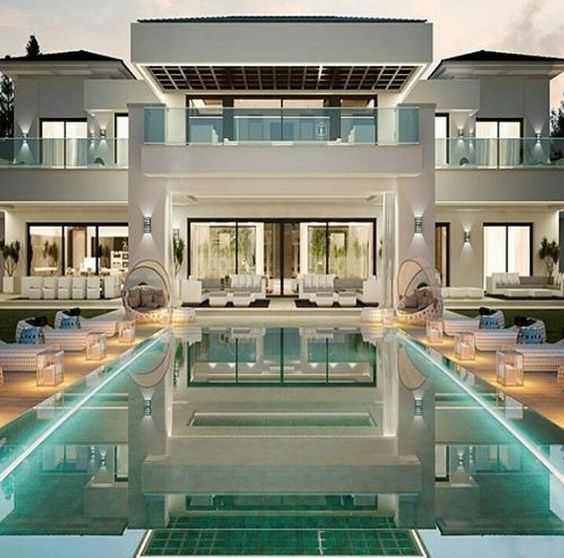 Luxury Lifestyle With Bespoke Pieces Boca Do Lobo Inspiration And Ideas Mansions Spanish House Dream House
