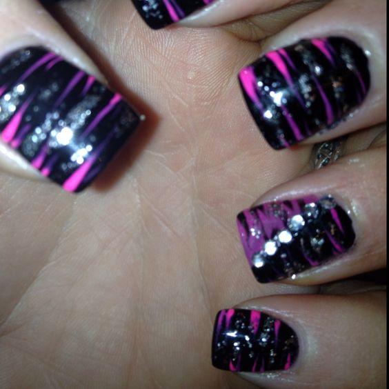 ;) cute nails