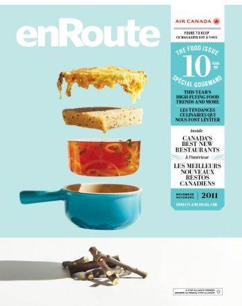 enRoute Magazine | Custom Content Council