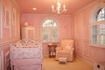 Traditional Home Nursery Design Design, Pictures, Remodel, Decor and Ideas - page 3