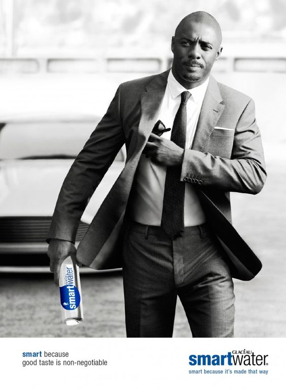 Idris Elba for Smartwater 2011_1
