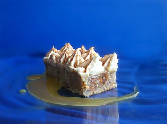 Caramel Injected Carrot Cake