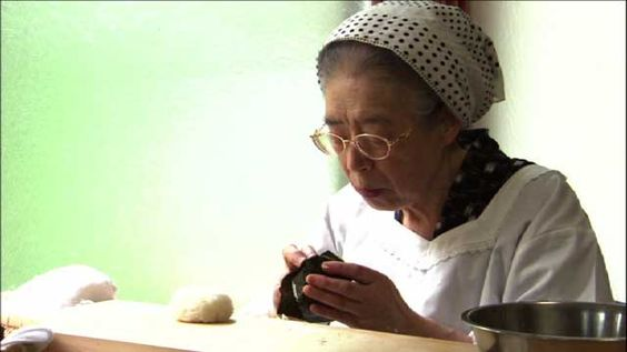 Eighty-eight year old Hastume Satoh who runs the cottage heals visitors through her delicately prepared slow-food.  By using fresh ingredients that are in-season, she helps heal people's minds and hearts through her soul-filled meals.