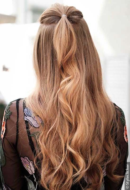 Winter Season Latest Long Hair Style Trends 2019 Business Hairstyles Hair Styles Long Hair Styles