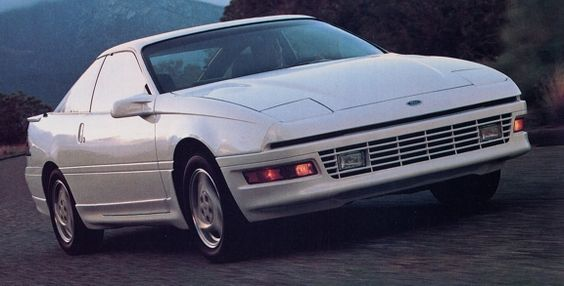 1992 Ford Probe GT I Really Wanted One Of These For Graduation