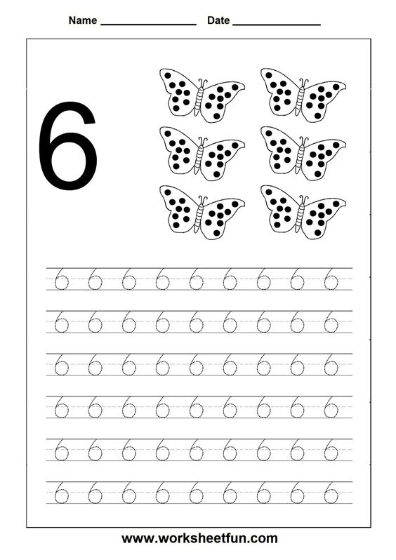 Number Names Worksheets tracing number worksheets : Pinterest • The world's catalog of ideas