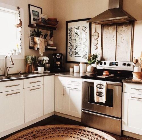 Bohemian House Tumblr Home Kitchens Sweet Kitchen Decor