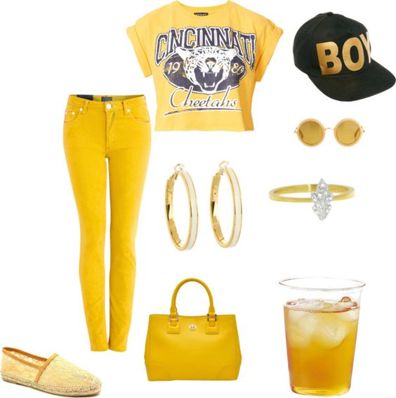 """""""Game Day"""" by suntanbabe on Polyvore"""