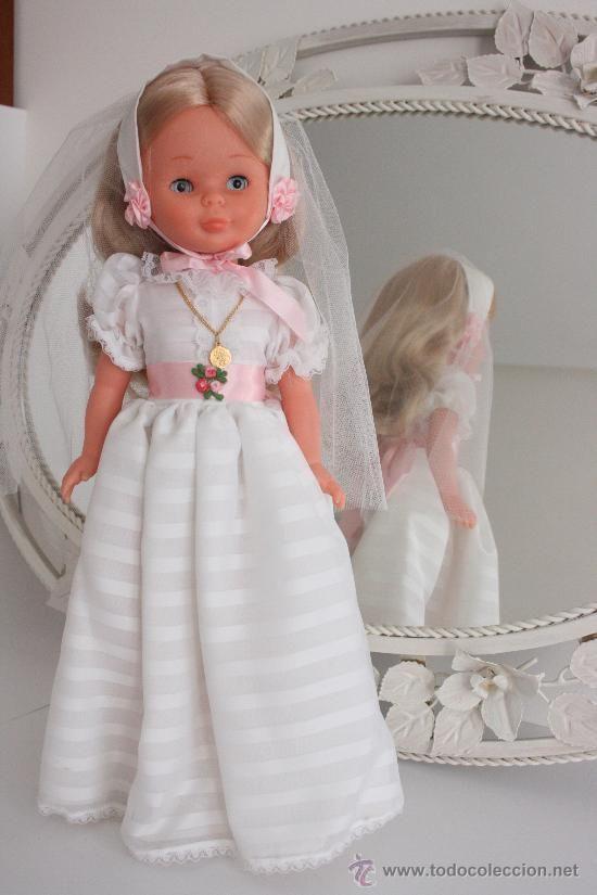 Nancy primera comunión ^_^: