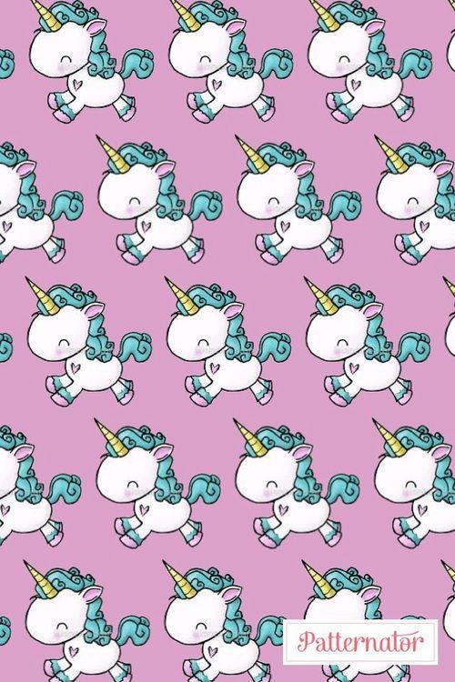 Imagen de kawaii, wallpaper, and unicornio