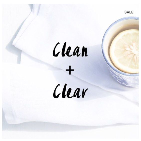 I'm SO excited to announce that my brand new e-course is now enrolling! Clean and Clear is a 6 week journey into making space in your life for the good stuff to shine through. You will learn how to focus on what matters most simplify and live mindfully... And the best bit? It's on sale until midnight (UK time) on Friday! Click the link for all the details