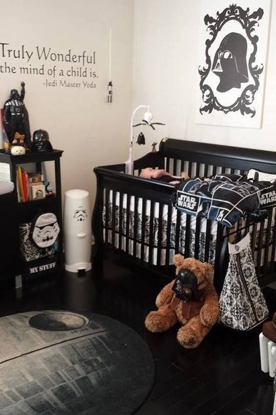 Starwars In 2020 Star Wars Baby Room