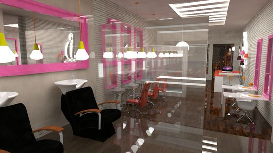 """""""Barbara Beauty & Style"""" #Diseño, #logotipo y aplicación #gráfica by @FreddyMaldonado www.freddymaldonado.com #Design& #Branding"""