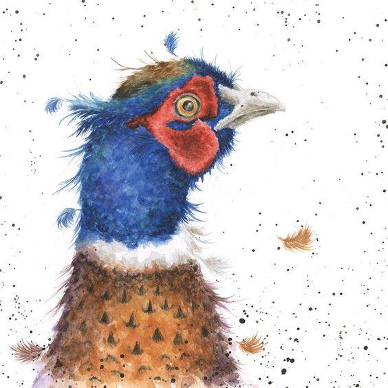 pheasant wrendale