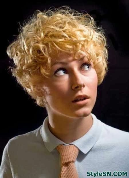 Awe Inspiring Short Curly Hairstyles Curly Hairstyles And Hairstyle For Women Hairstyles For Women Draintrainus