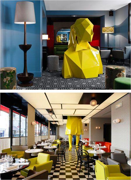 Gardens lounges and sculpture on pinterest - Cfa versailles cuisine ...