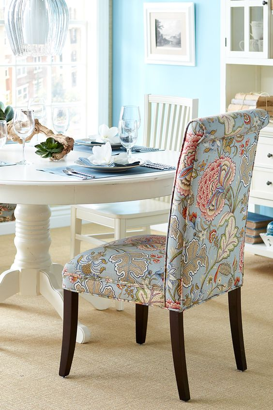 Angela Blue Floral Deluxe Dining Chair Field of flowers  : c80570c15077609c07a114d3eadd1b93 from www.pinterest.com size 564 x 845 jpeg 98kB