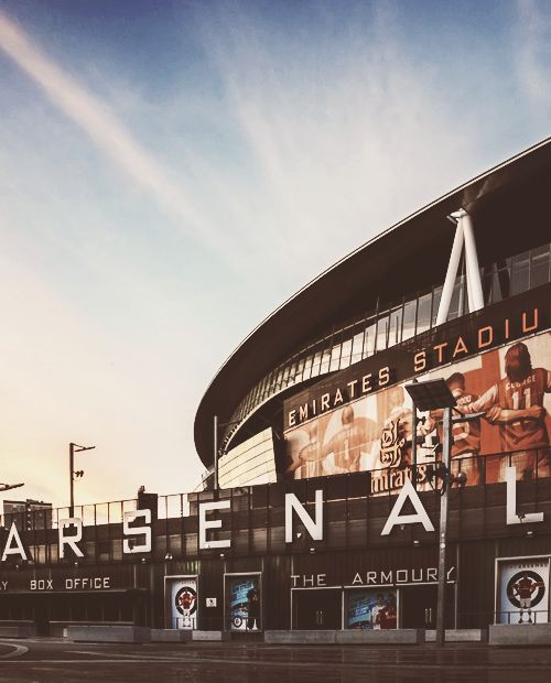 The Emirates. Yes on my list.