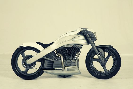 The Spacester by V Twin Mechanic: