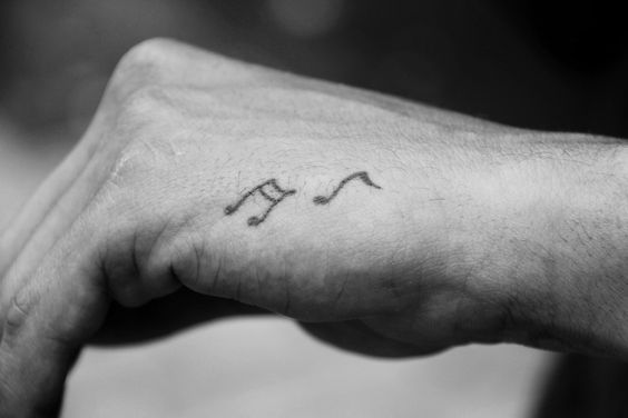 Musical Tattoo by Dan Verbruggen on 500px