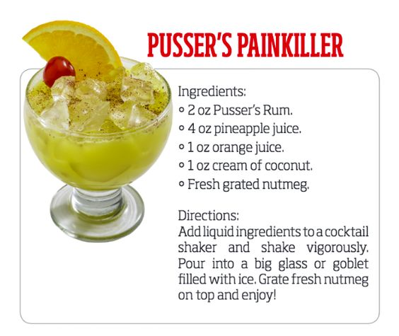 Image result for Pusser's Painkiller