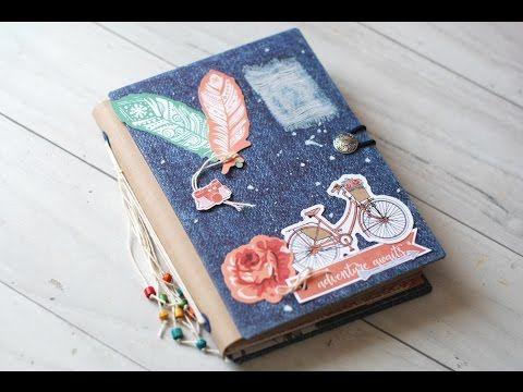 Tutorial Travel Book / Diario de viaje - YouTube
