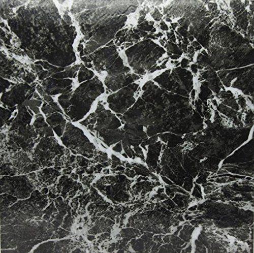 Gris granit Its DIY Time Lot de 50/dalles de sol autocollantes en vinyle