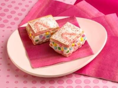 Sprinkly Ice Cream Bites